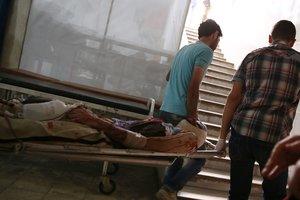 Взрыв в сирийском Эль-Бабе: более 40 погибших, десятки раненых
