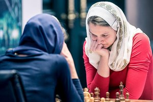 Анна Музычук вышла в финал чемпионата мира по шахматам
