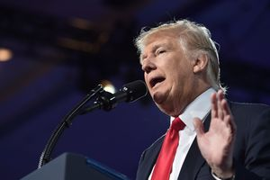 Трамп пообещал досрочно начать строительство стены на границе с Мексикой