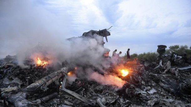 Трагедия МН17 над Донбассом: руководство Нидерландов должно обнародовать дополнительные данные