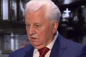 Kravchuk: Putin wants to recreate the tsarist Empire