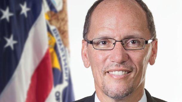 Председателем Нацкомитета Демократической партии США избран прежний министр труда