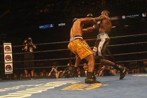 Деонтей Уайлдер защитил пояс WBC в супертяжелом весе