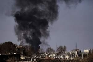 Армия Ирака проводит масштабную операцию по освобождению западного Мосула