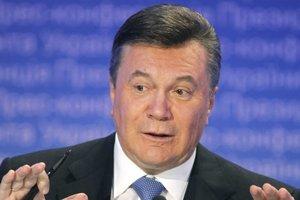 Yanukovich ha parlato di rari incontri con Putin e il suo divorzio