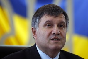 Avakov said that police reform is ongoing and not all of it can immediately