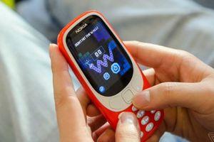 В Барселоне представили обновленную версию легендарной Nokia 3310