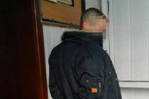 In Kiev employees of the kindergarten neutralized the robber