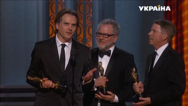 Мультфильм «Зверополис» завоевал «Оскар»