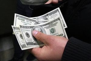Na Ucrânia, o dólar subiu