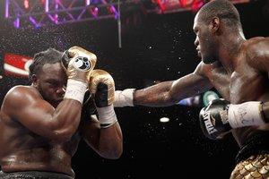 Деонтей Уайлдер обязан защитить чемпионский пояс WBC в бою против Стиверна
