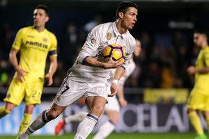 Криштиану Роналду стал рекордсменом чемпионата Испании по голам с пенальти
