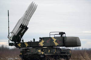 Russia wants to transfer to the Crimea of a new anti-aircraft missile complexes