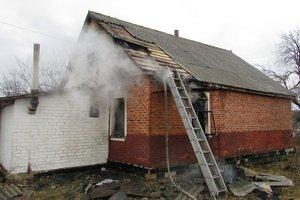 Пожар унес жизни двух человек в Житомирской области