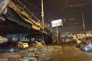 Чиновники понимали, что Шулявский мост обрушится, но ничего не делали - СМИ