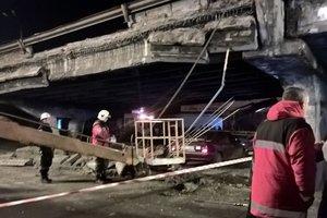 Обрушение Шулявского моста: как объехать