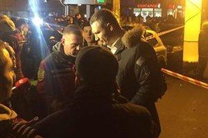 Он устал: Кличко озвучил причину обрушения Шулявского моста