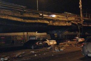 Как объехать Шулявский мост: в КГГА показали маршруты