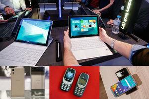 Возвращение Nokia и модные планшеты: ТОП-10 новинок Мобильного конгресса-2017