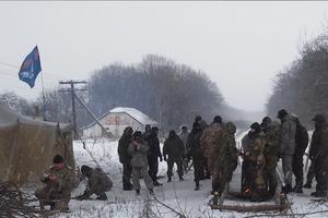 Участники блокады Донбасса пытаются подыгрывать россиянам – Гройсман