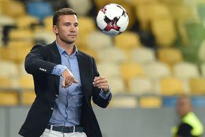Шевченко устроит сборной Украины мини-сбор в Австрии перед матчем против Хорватии