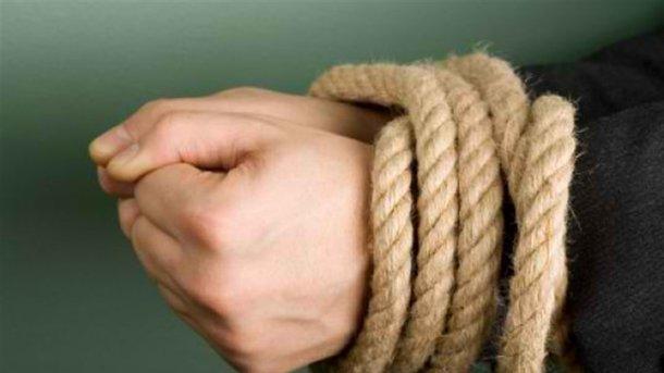 ВДнепре похитили человека и добивались 100 тысяч грн выкупа