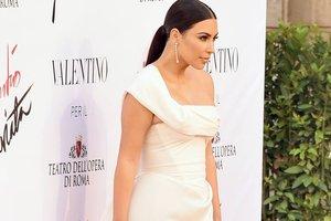 Kim Kardashian verweigert in der Einladung zur