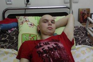 Помогите спасти сына: мама 20-летнего Димы собирает деньги на лечение парня