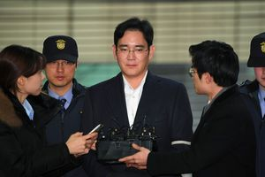 Die Führungsspitze von Samsung demissioniert wegen Korruptionsskandal in Südkorea