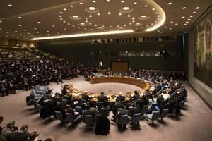 Россия заблокировала в Совбезе ООН резолюцию по Сирии