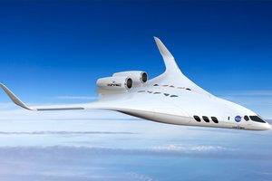 НАСА тестирует модель пассажирского сверхзвукового самолета