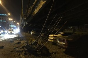 Перед обвалом Шулявского моста китайцы предлагали Киеву проект его реконструкции - эксперт