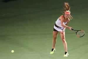 Элина Свитолина снялась с турнира в Малайзии