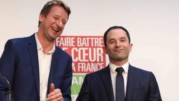 Левые отказались объединяться ссоциалистами навыборах президента Франции