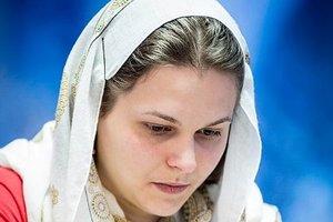 Анна Музычук сравняла счет в финале чемпионата мира по шахматам