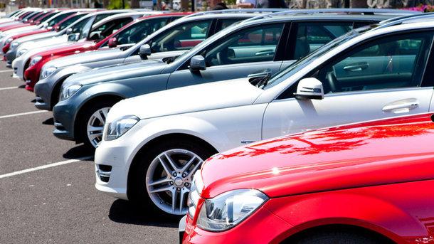 Украинский рынок автомобилей немного подрос порезультатам февраля