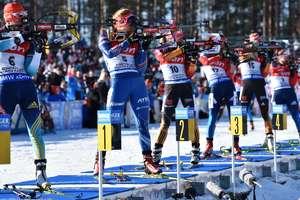 Шесть украинок примут участие в спринте на Кубке мира по биатлону