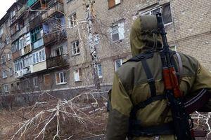 Боевики нанесли удар по мирным жителям и военным