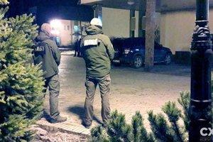 В Феофании сотрудники НАБУ задерживают Насирова