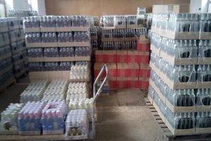 Крупную партию опасной водки изъяли в Херсонской области
