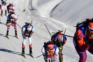 Прима вошел в топ-10 спринтерской гонки на Кубке мира по биатлону