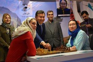 Анна Музычук проиграла финал чемпионата мира по шахматам