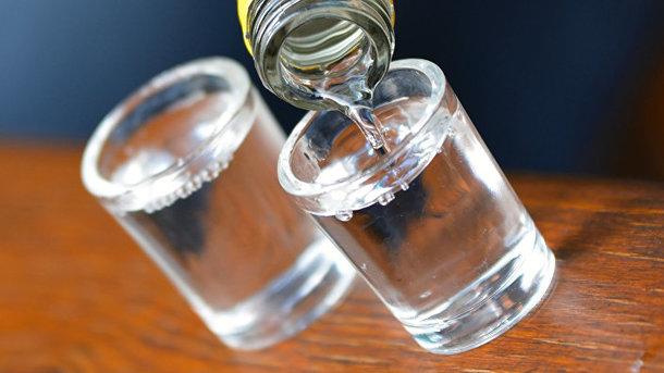 Наканадские прилавки поошибке поступила водка крепостью 81%