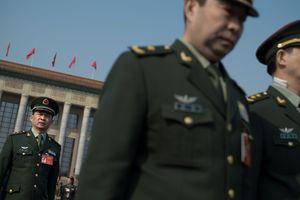 Китай вновь наращивает военные расходы