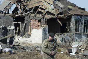 Боевики снова обстреляли Авдеевку