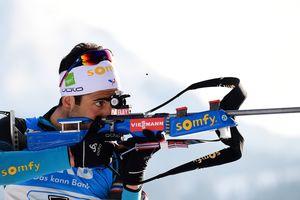 Мартен Фуркад выиграл гонку преследования в Пхенчхане