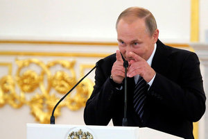 Российский политолог назвал самое крупное поражение Путина