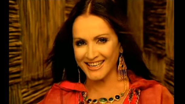 София Ротару. Кадр из видео
