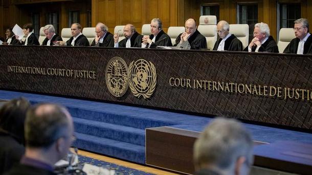 МИДРФ: Российская Федерация проинформировала вМеждународный суд ООН объективные данные поДонбассу