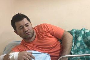 Насиров рассказал, как его возили по городу с переодетыми силовиками